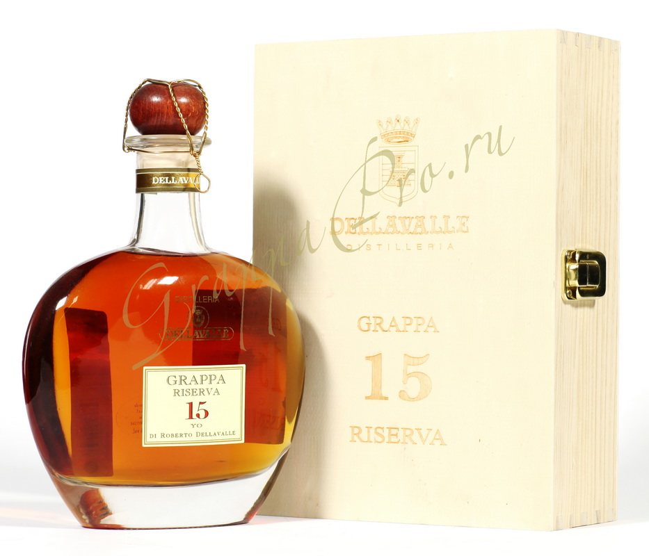 Dellavalle Reserve 15 years